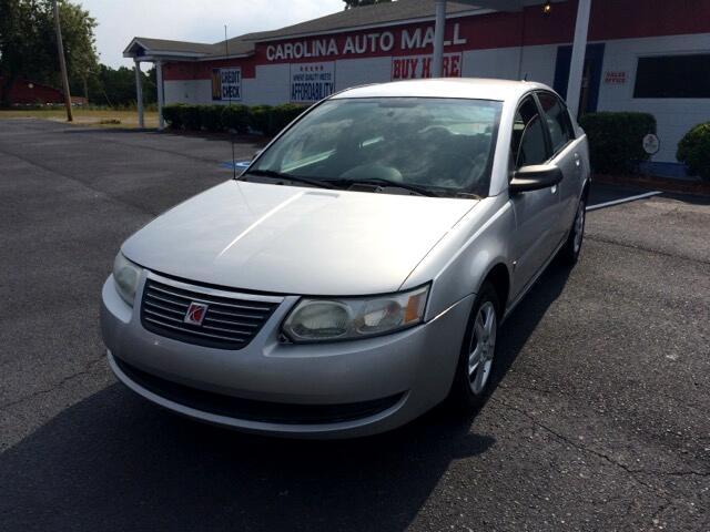 2006 Saturn ION Visit Carolina Auto Mall online at wwwcarolinaautomallnet to see more pictures of