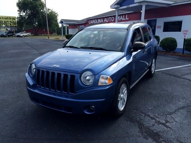 2007 Jeep Compass Visit Carolina Auto Mall online at wwwcarolinaautomallnet to see more pictures o