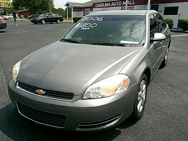 2006 Chevrolet Impala Visit Carolina Auto Mall online at wwwcarolinaautomallnet to see more pictur