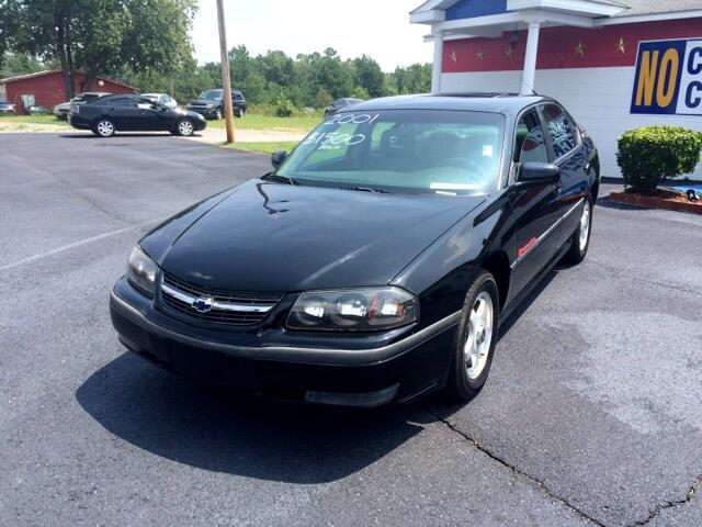 2001 Chevrolet Impala Visit Carolina Auto Mall online at wwwcarolinaautomallnet to see more pictur