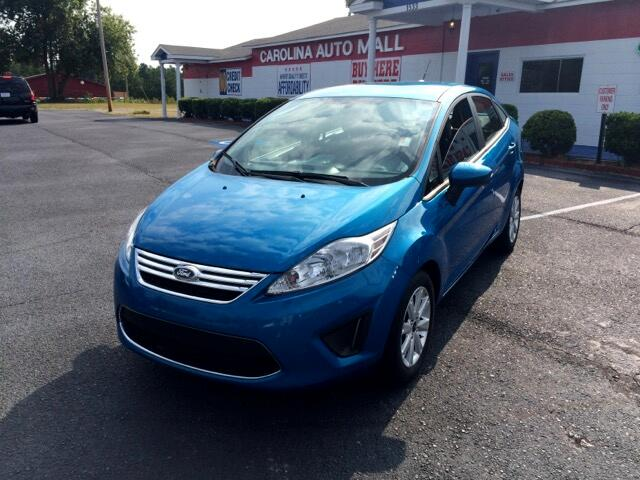 2012 Ford Fiesta Visit Carolina Auto Mall online at wwwcarolinaautomallnet to see more pictures o