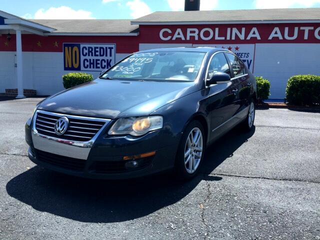2008 Volkswagen Passat Visit Carolina Auto Mall online at wwwcarolinaautomallnet to see more pict