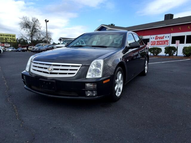 2005 Cadillac STS Visit Carolina Auto Mall online at wwwcarolinaautomallnet to see more pictures
