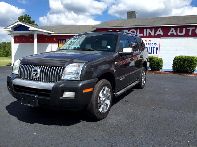 2007 Mercury Mountaineer Visit Carolina Auto Mall online at wwwcarolinaautomallnet to see more pi