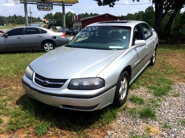 2002 Chevrolet Impala Visit Carolina Auto Mall online at wwwcarolinaautomallnet to see more pictur