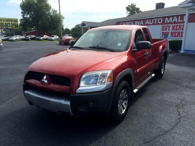 2006 Mitsubishi Raider Visit Carolina Auto Mall online at wwwcarolinaautomallnet to see more pict