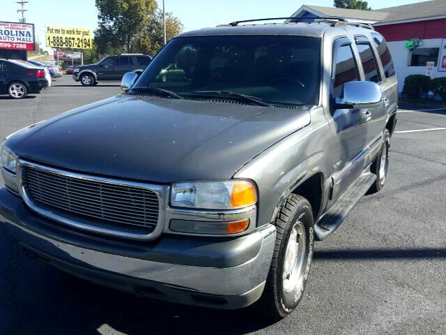 2002 GMC Yukon Visit Carolina Auto Mall online at wwwcarolinaautomallnet to see more pictures of