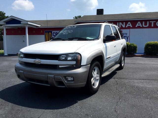 2003 Chevrolet TrailBlazer Visit Carolina Auto Mall online at wwwcarolinaautomallnet to see more