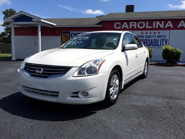 2011 Nissan Altima Visit Carolina Auto Mall online at wwwcarolinaautomallnet to see more pictures