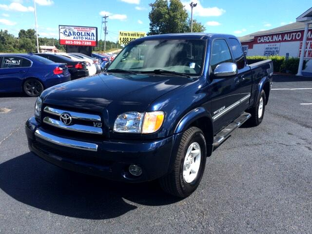 2003 Toyota Tundra Visit Carolina Auto Mall online at wwwcarolinaautomallnet to see more pictures