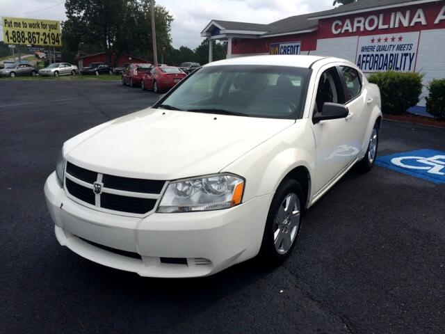 2010 Dodge Avenger Visit Carolina Auto Mall online at wwwcarolinaautomallnet to see more pictures