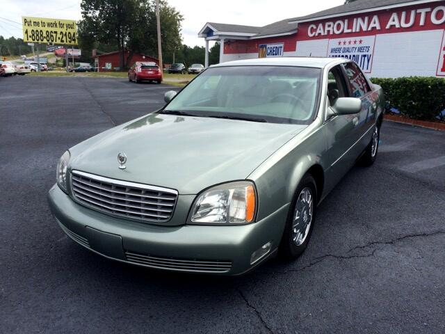 2005 Cadillac DeVille Visit Carolina Auto Mall online at wwwcarolinaautomallnet to see more pictu