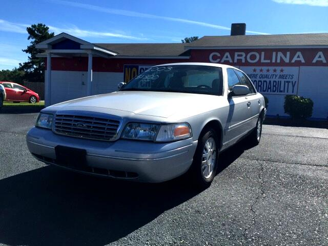 2003 Ford Crown Victoria Visit Carolina Auto Mall online at wwwcarolinaautomallnet to see more pi