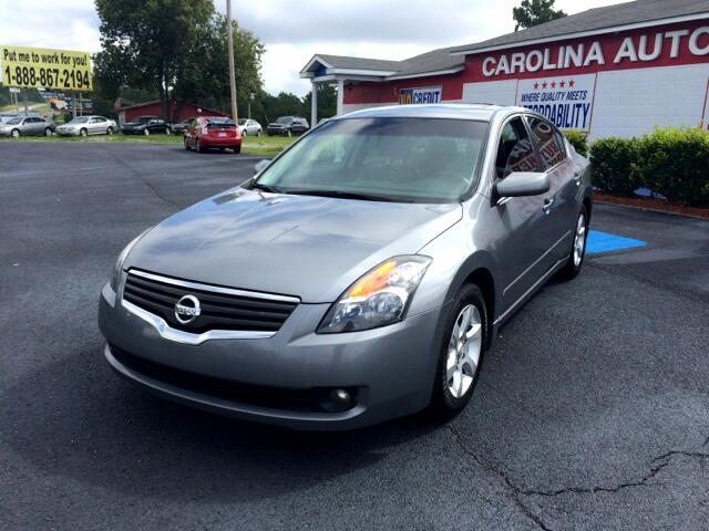 2007 Nissan Altima Visit Carolina Auto Mall online at wwwcarolinaautomallnet to see more pictures