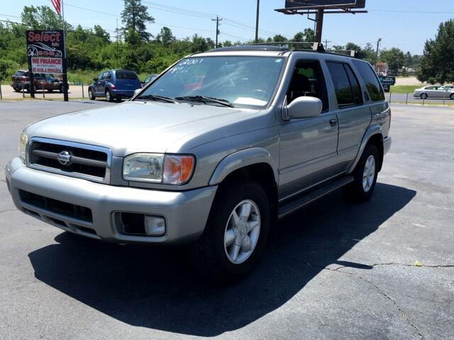 2001 Nissan Pathfinder Visit Carolina Auto Mall online at wwwcarolinaautomallnet to see more pict