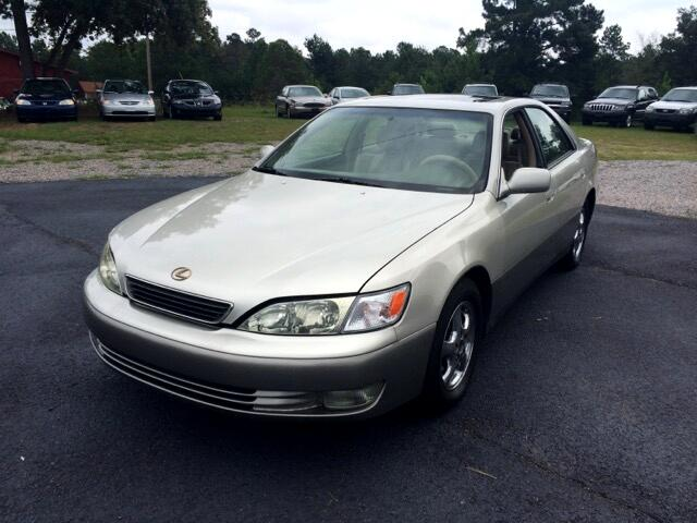 1997 Lexus ES 300 Visit Carolina Auto Mall online at wwwcarolinaautomallnet to see more pictures