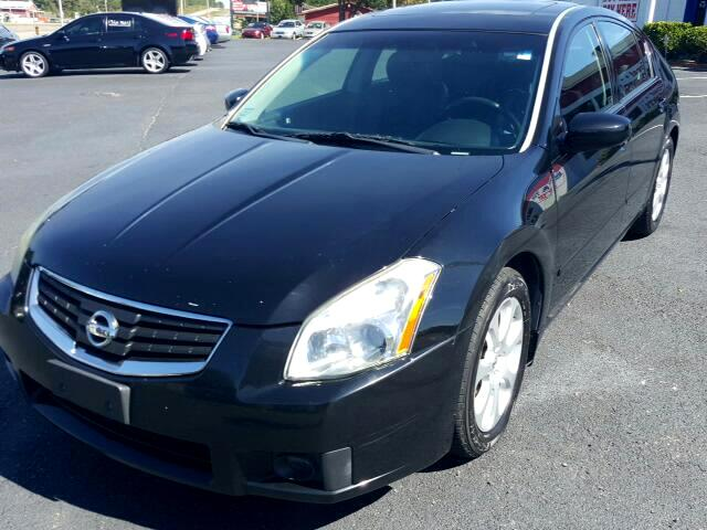 2008 Nissan Maxima Visit Carolina Auto Mall online at wwwcarolinaautomallnet to see more pictures