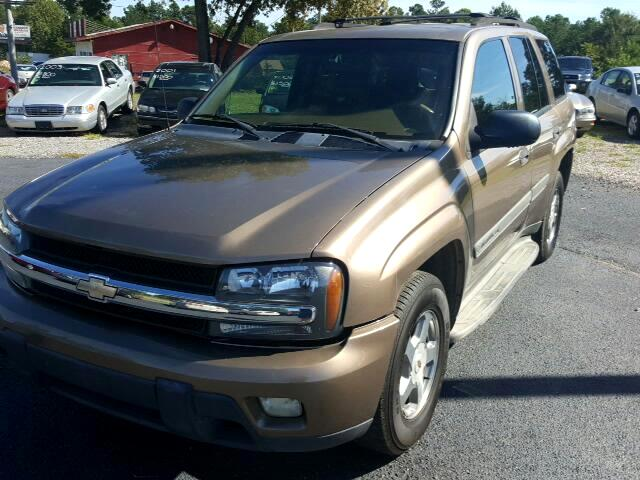 2002 Chevrolet TrailBlazer Visit Carolina Auto Mall online at wwwcarolinaautomallnet to see more