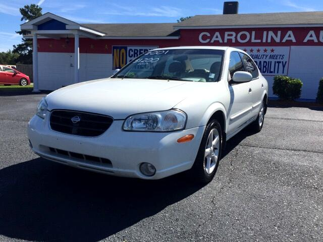 2001 Nissan Maxima Visit Carolina Auto Mall online at wwwcarolinaautomallnet to see more pictures