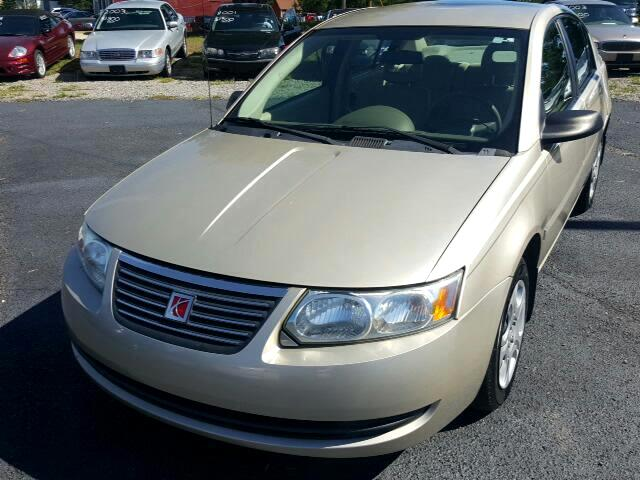 2005 Saturn ION Visit Carolina Auto Mall online at wwwcarolinaautomallnet to see more pictures of