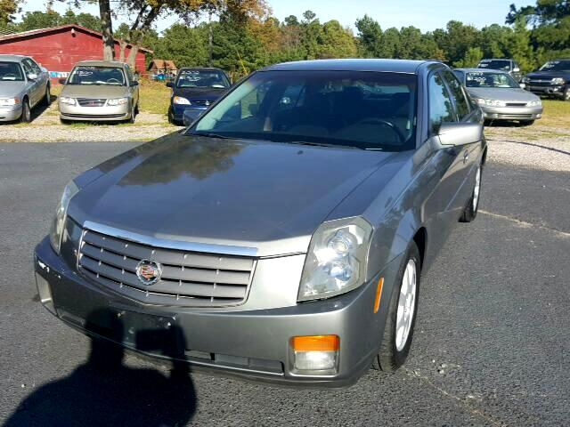 2005 Cadillac CTS Visit Carolina Auto Mall online at wwwcarolinaautomallnet to see more pictures
