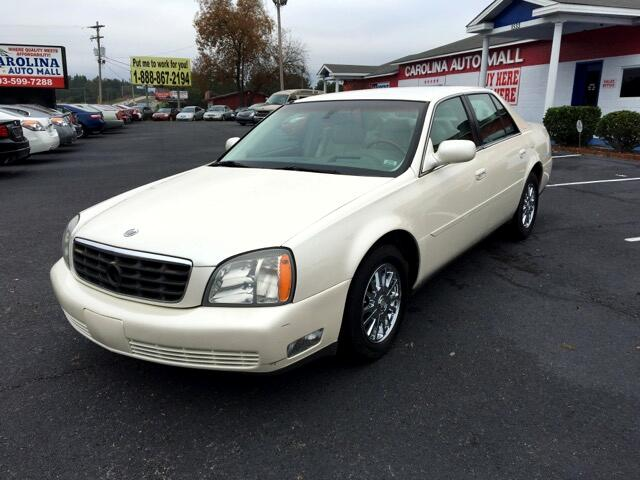 2003 Cadillac DeVille Visit Carolina Auto Mall online at wwwcarolinaautomallnet to see more pictu