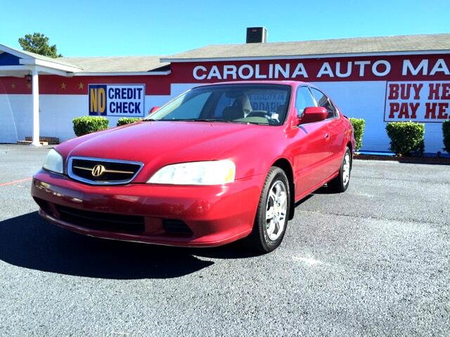 2001 Acura TL Visit Carolina Auto Mall online at wwwcarolinaautomallnet to see more pictures of t