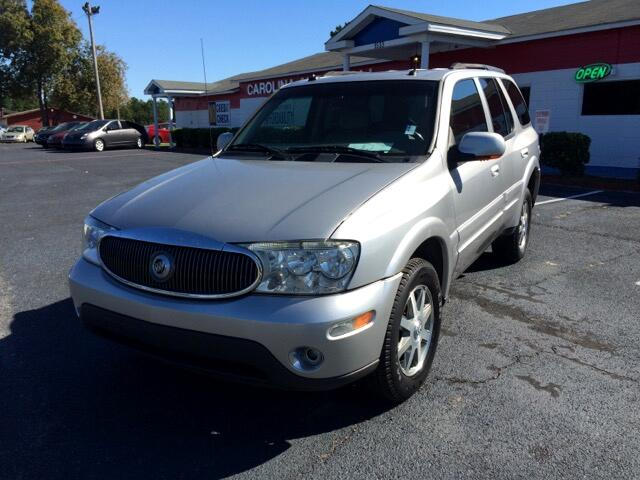 2004 Buick Rainier Visit Carolina Auto Mall online at wwwcarolinaautomallnet to see more pictures