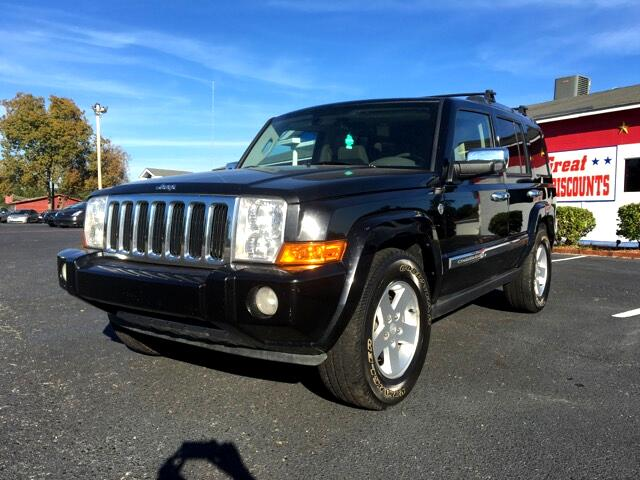 2007 Jeep Commander Visit Carolina Auto Mall online at wwwcarolinaautomallnet to see more picture