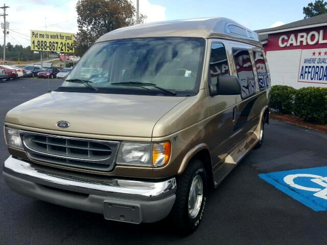 1999 Ford Econoline Visit Carolina Auto Mall online at wwwcarolinaautomallnet to see more picture