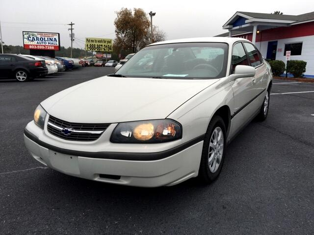 2004 Chevrolet Impala Visit Carolina Auto Mall online at wwwcarolinaautomallnet to see more pictu