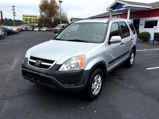 2004 Honda CR-V Visit Carolina Auto Mall online at wwwcarolinaautomallnet to see more pictures of