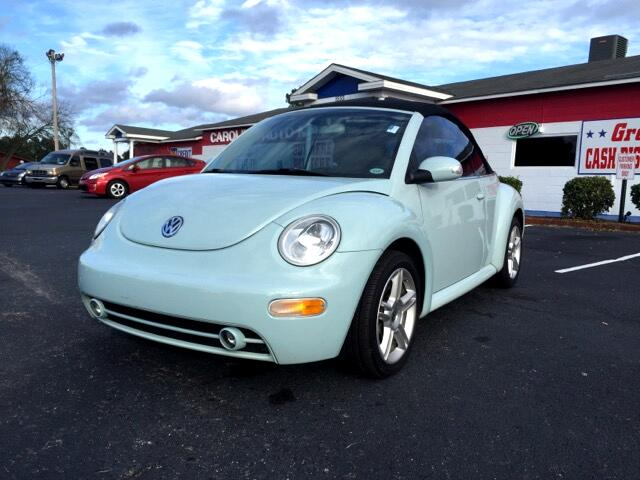 2005 Volkswagen New Beetle Visit Carolina Auto Mall online at wwwcarolinaautomallnet to see more