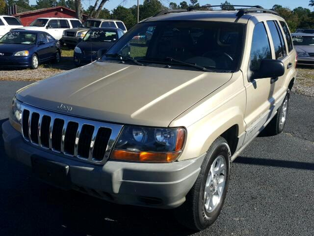 1999 Jeep Grand Cherokee Visit Carolina Auto Mall online at wwwcarolinaautomallnet to see more pi