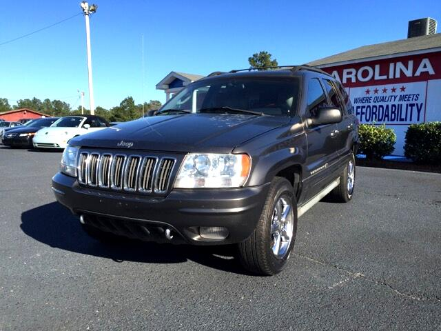 2002 Jeep Grand Cherokee Visit Carolina Auto Mall online at wwwcarolinaautomallnet to see more pi
