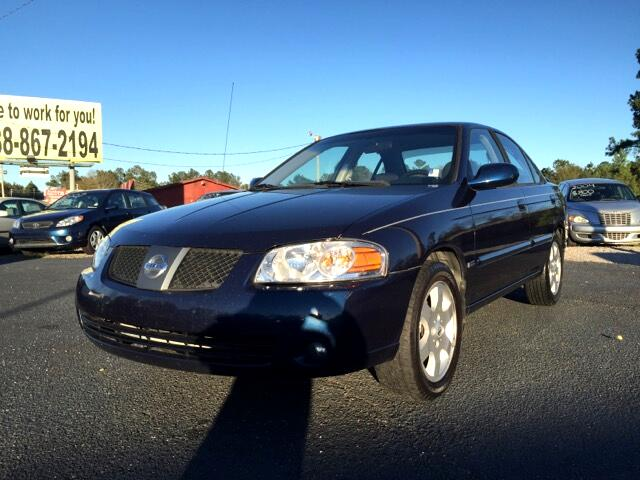 2006 Nissan Sentra Visit Carolina Auto Mall online at wwwcarolinaautomallnet to see more pictures