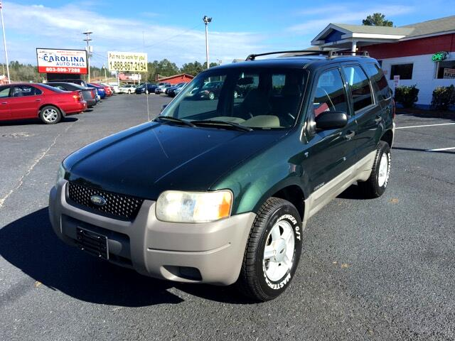 2001 Ford Escape Visit Carolina Auto Mall online at wwwcarolinaautomallnet to see more pictures o