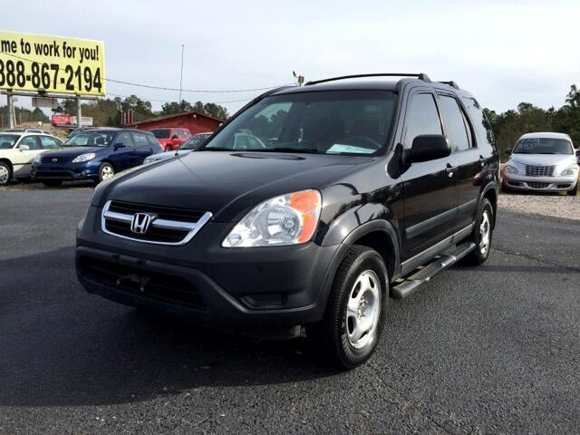 2003 Honda CR-V Visit Carolina Auto Mall online at wwwcarolinaautomallnet to see more pictures of