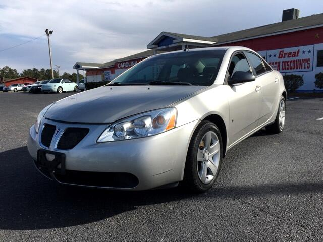 2008 Pontiac G6 Visit Carolina Auto Mall online at wwwcarolinaautomallnet to see more pictures of