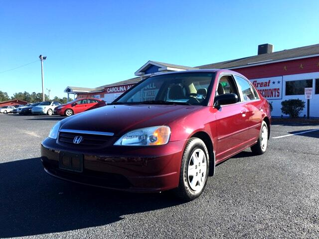 2003 Honda Civic Visit Carolina Auto Mall online at wwwcarolinaautomallnet to see more pictures o