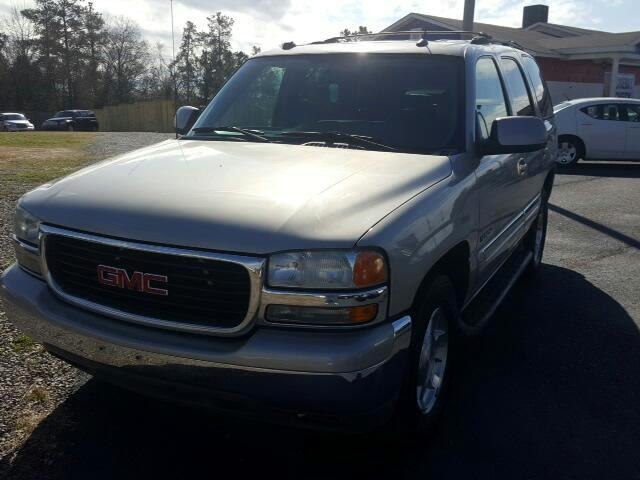 2004 GMC Yukon Visit Carolina Auto Mall online at wwwcarolinaautomallnet to see more pictures of