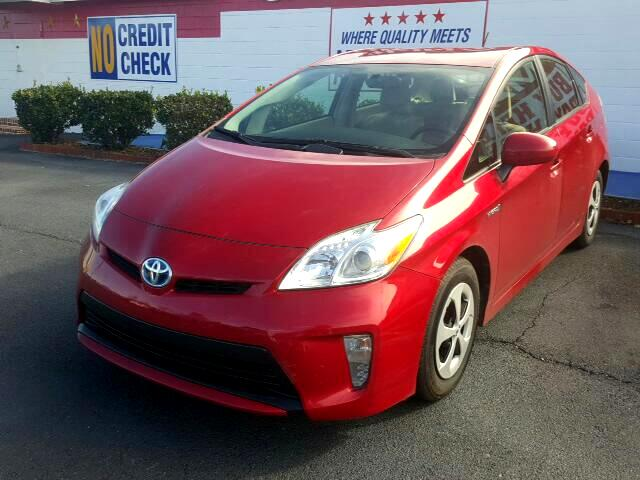 2012 Toyota Prius Visit Carolina Auto Mall online at wwwcarolinaautomallnet to see more pictures