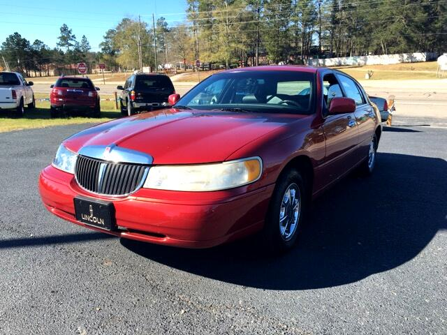 1999 Lincoln Town Car Visit Carolina Auto Mall online at wwwcarolinaautomallnet to see more pictu