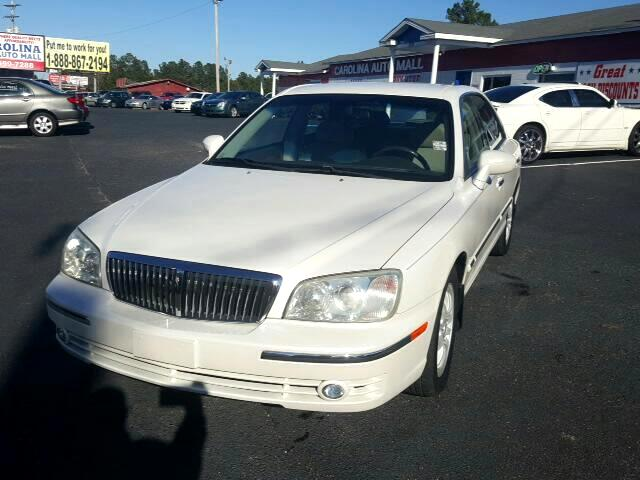2004 Hyundai XG350 Visit Carolina Auto Mall online at wwwcarolinaautomallnet to see more pictures