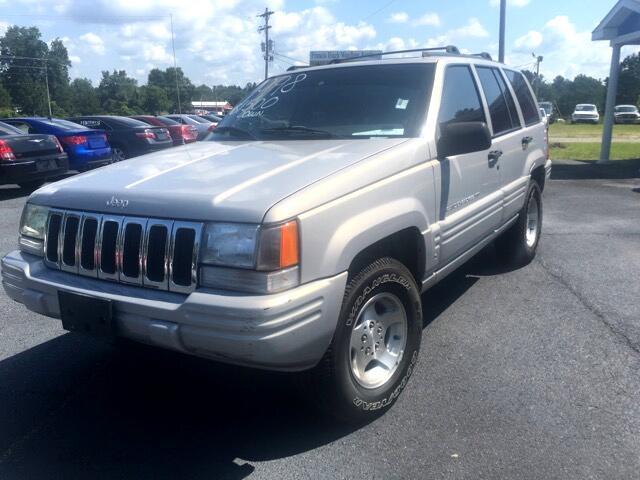 1998 Jeep Grand Cherokee Visit Carolina Auto Mall online at wwwcarolinaautomallnet to see more pi