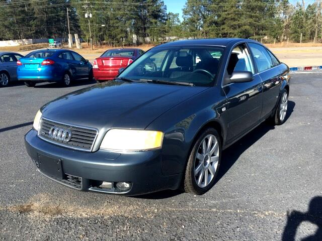 2004 Audi A6 Visit Carolina Auto Mall online at wwwcarolinaautomallnet to see more pictures of th