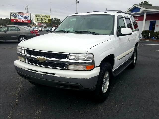 2004 Chevrolet Tahoe Visit Carolina Auto Mall online at wwwcarolinaautomallnet to see more pictur