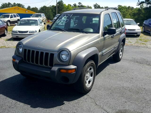 2004 Jeep Liberty Visit Carolina Auto Mall online at wwwcarolinaautomallnet to see more pictures