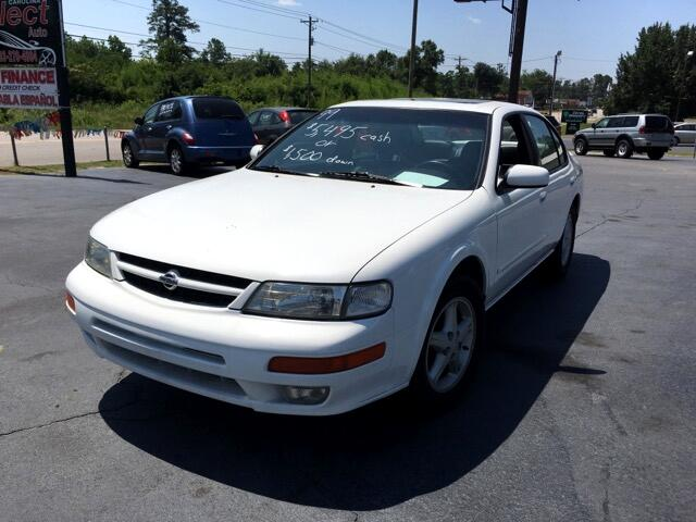 1999 Nissan Maxima Visit Carolina Auto Mall online at wwwcarolinaautomallnet to see more pictures