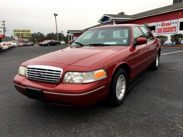 2001 Ford Crown Victoria Visit Carolina Auto Mall online at wwwcarolinaautomallnet to see more pi